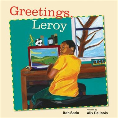 Greetings Leroy Book