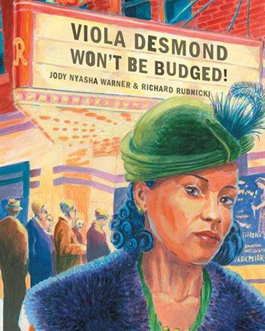 Viola Desmond Book