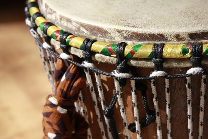 MT African Drum