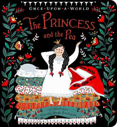 simon & schuster princess and the pea